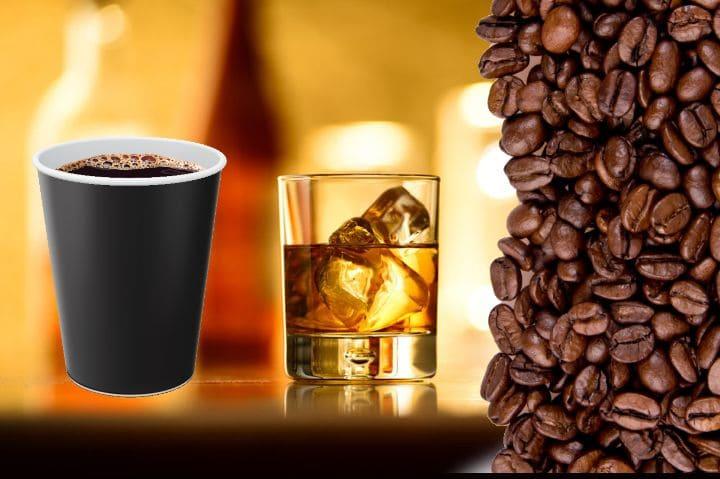 кофе и алкоголя